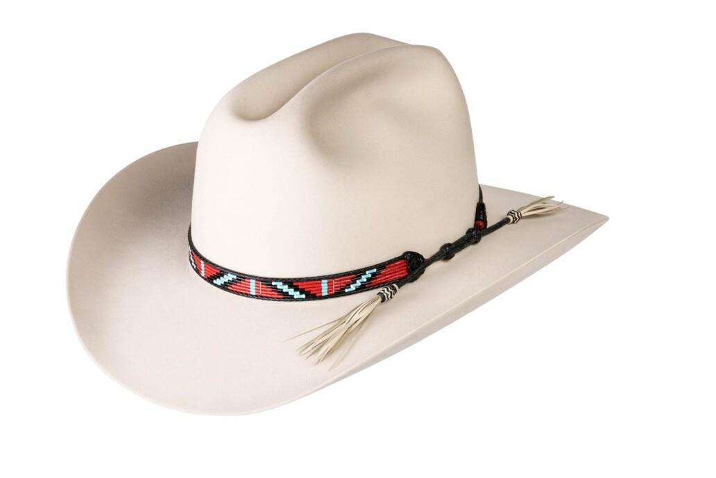 Estrada 5 Strand Rodeo Hat Band