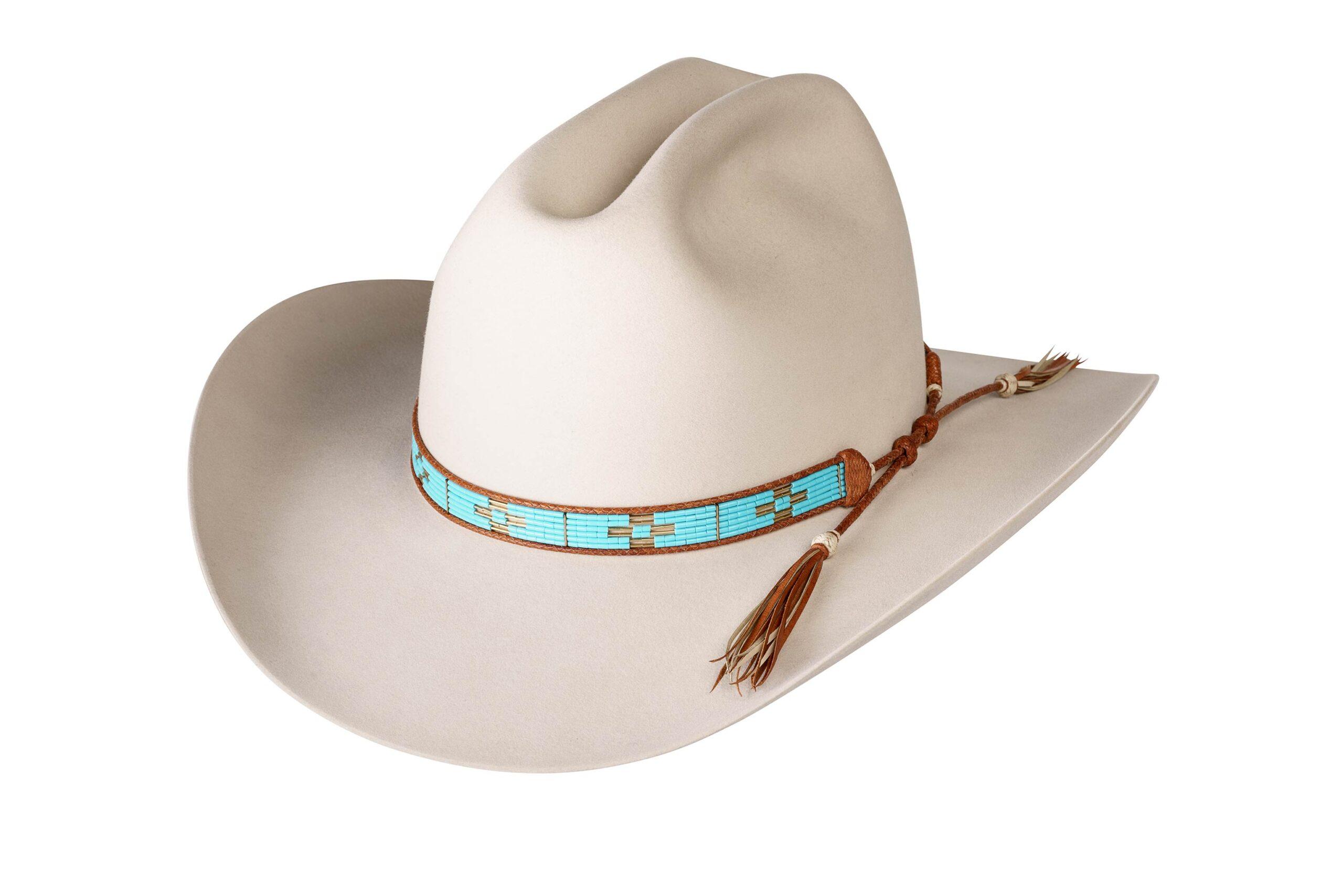 Estrada 6 Strand Rodeo Hat Band 5924