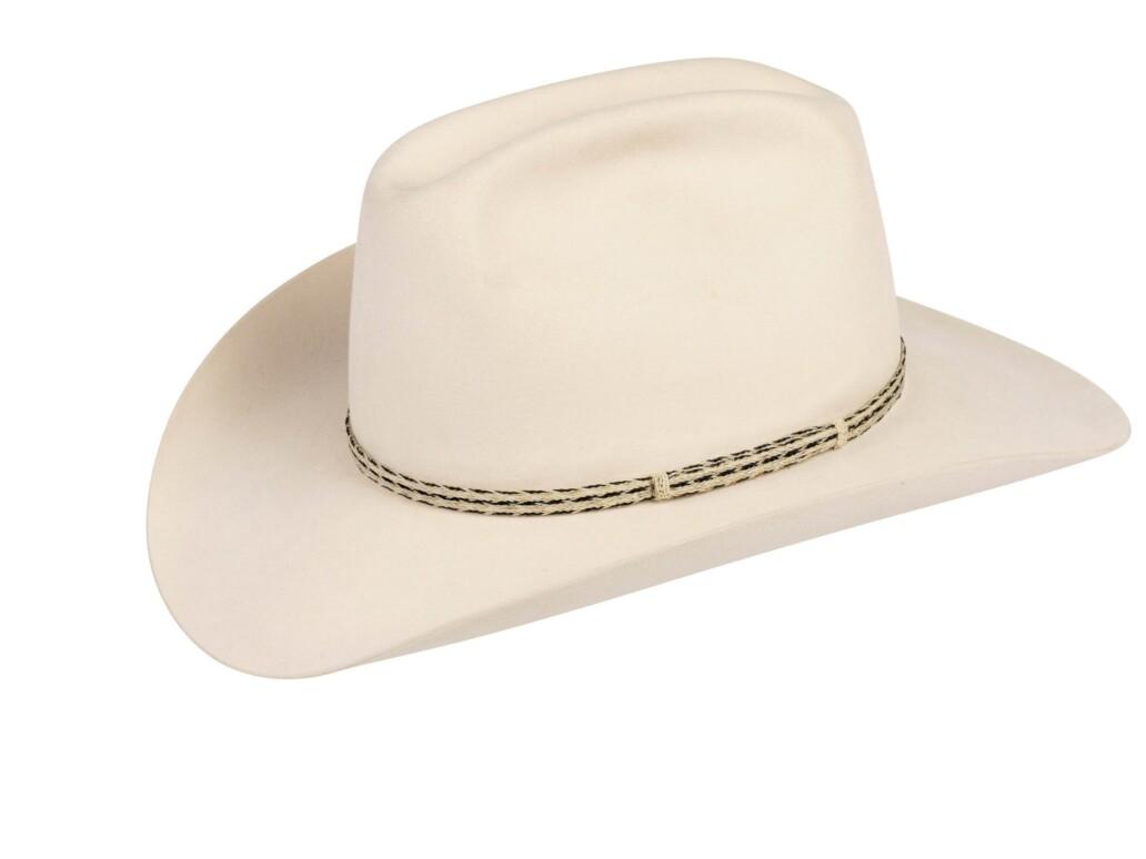Hernandez Horsehair Hat Band 6129