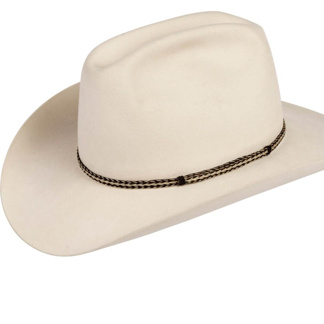 Hernandez Horsehair Hat Band 6133