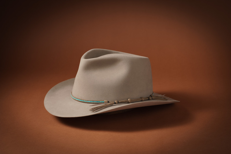 Fur Felt Materials Hat