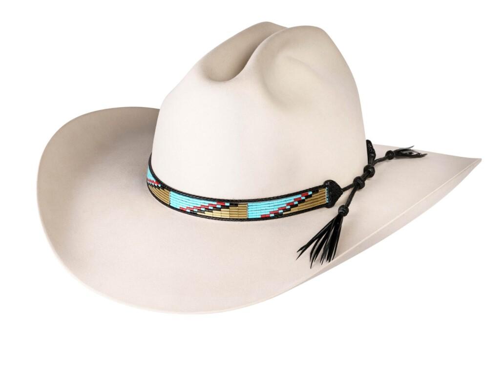 Estrada 6 Strand Rodeo Hat Band 5969