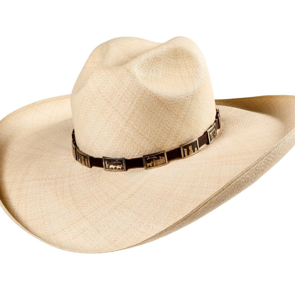 Lone Stranger Panama Hat