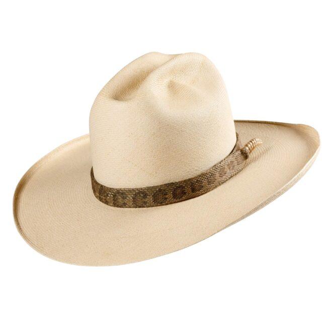 Tecate Whistle Ryon Panama Hat