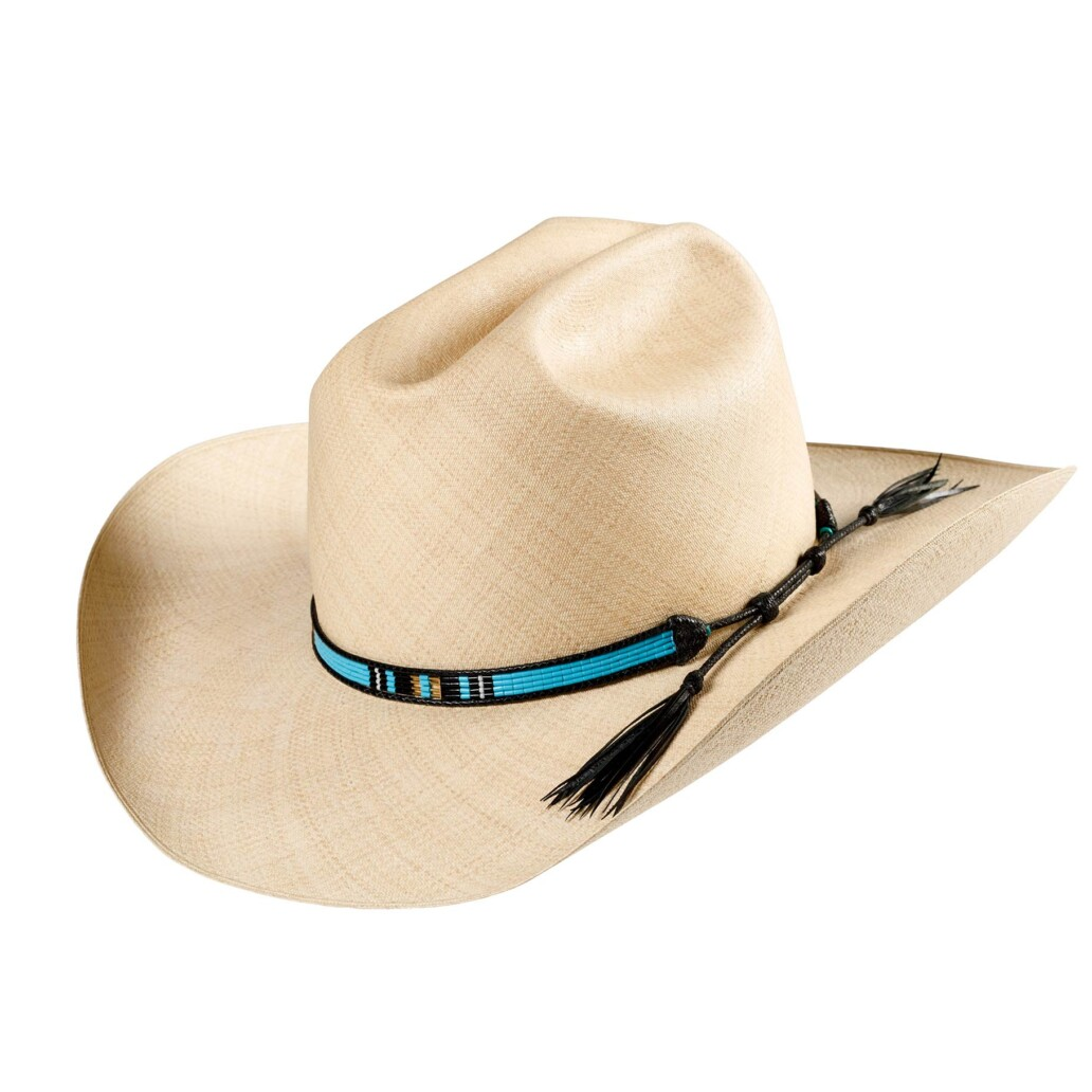 Cattleman Panama Hat