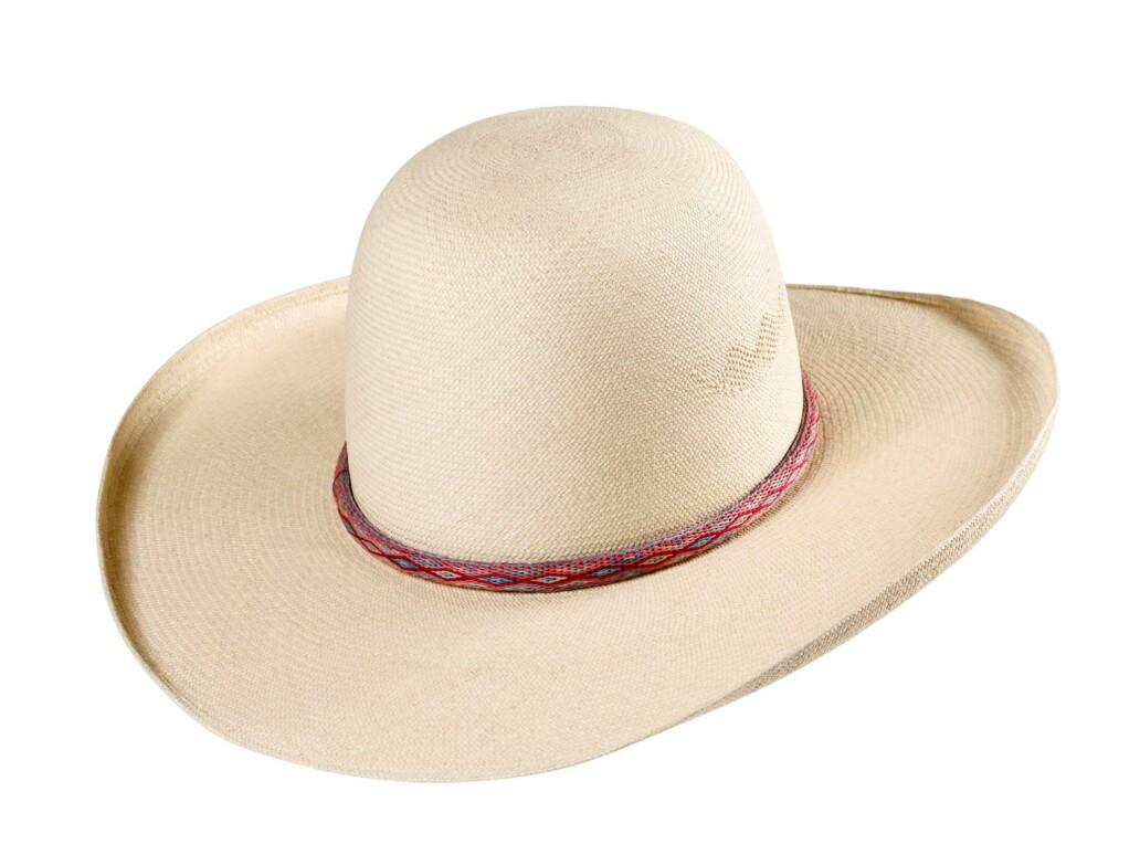 Open Tecate Panama Hat