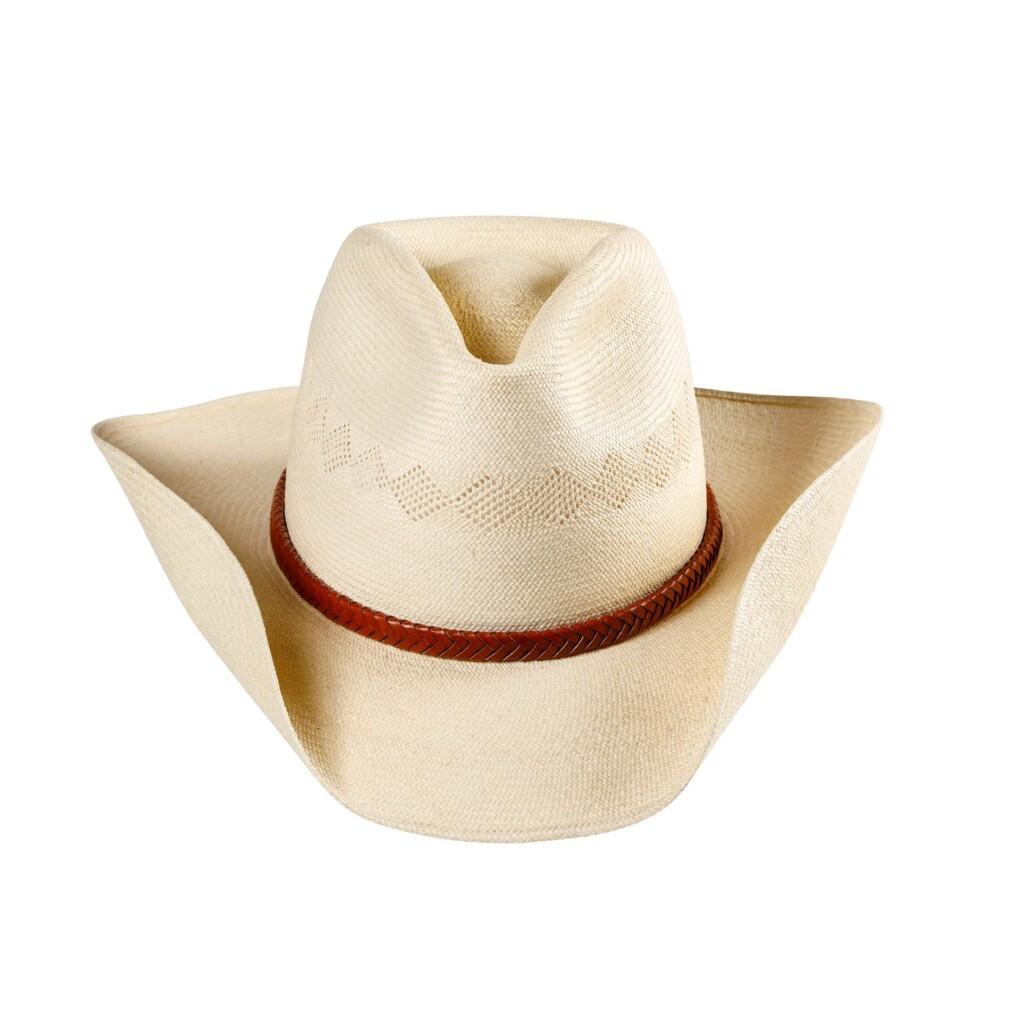 Trail Boss Panama Hat