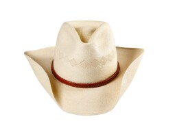 Trail Boss Panama Hat