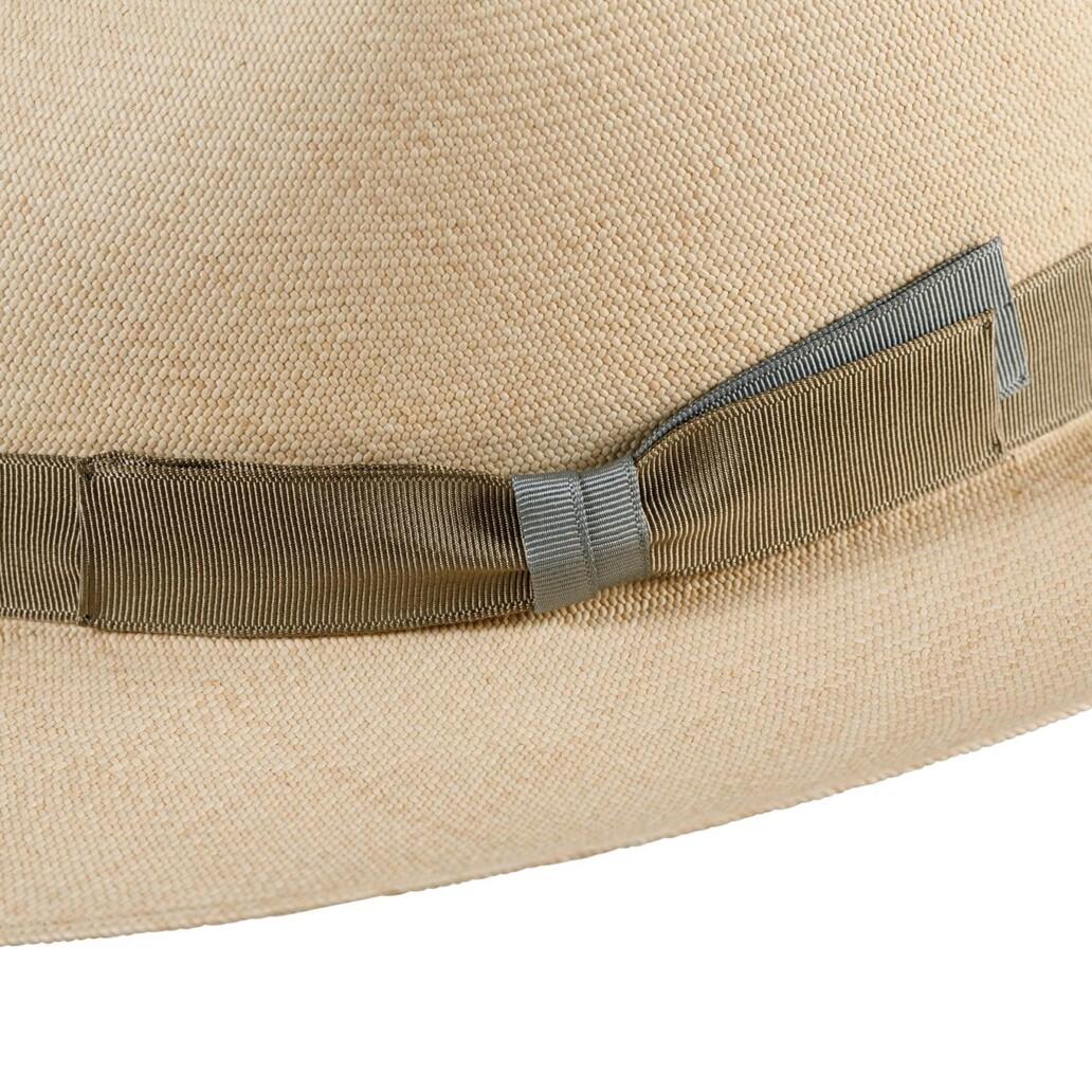 6 ligne grosgrain ribbon trim with dual toned kick bow