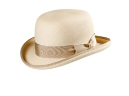 Bowler/Derby Panama Hat