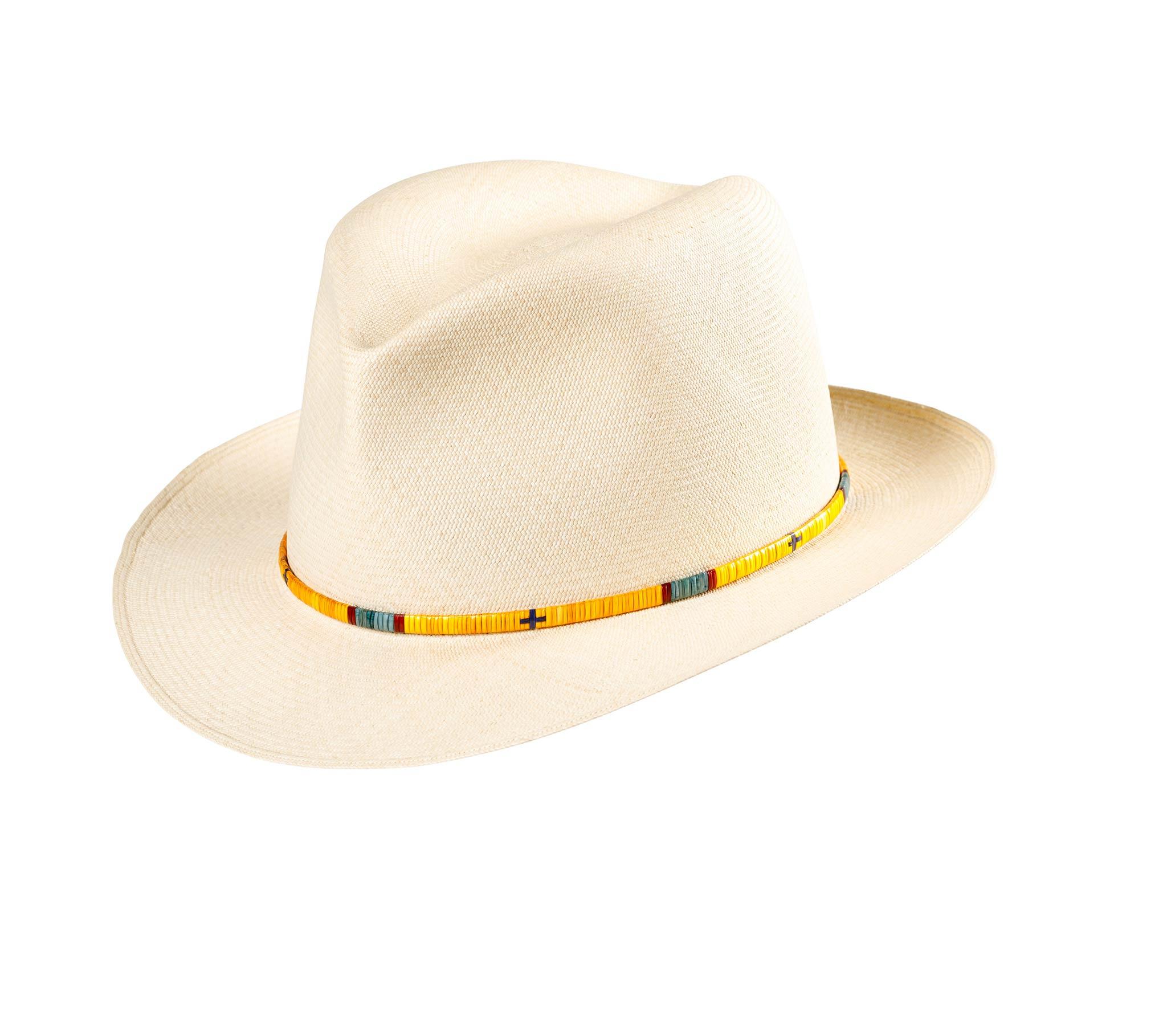 0986fa7b New Yorker Panama Hat – Montecristi Hats
