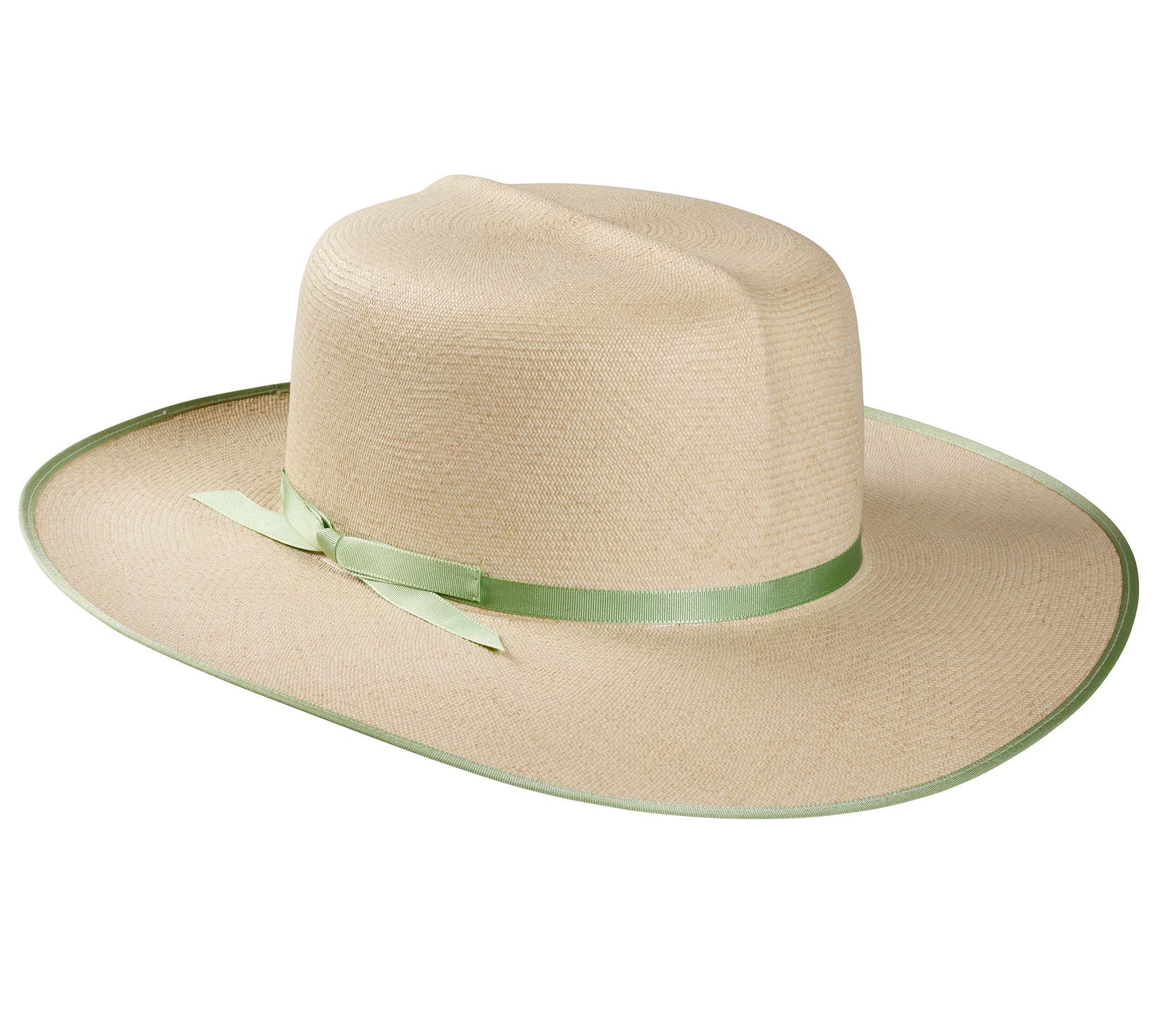 Echo Low Optimo Panama Hat – Montecristi Hats
