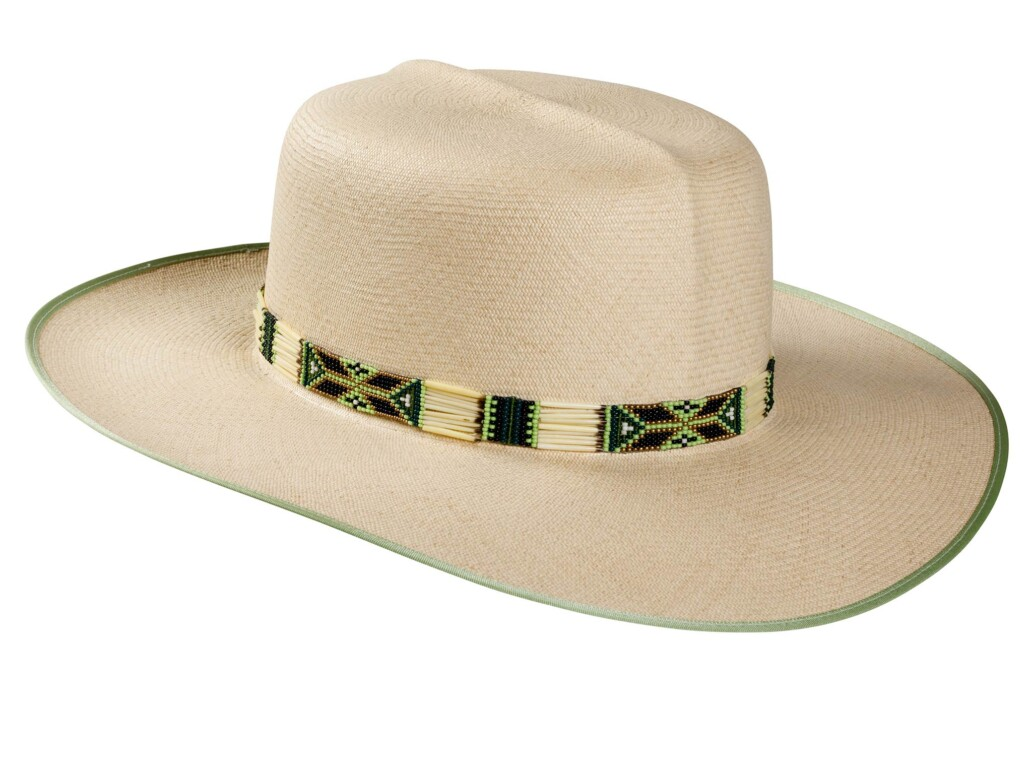 Wide brimmed Optimo Panama Hat 1525