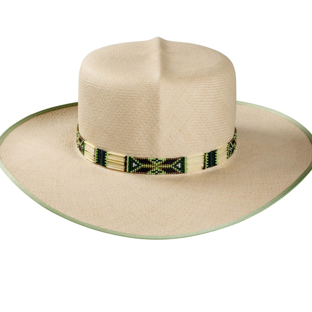 Wide brimmed Optimo Panama Hat