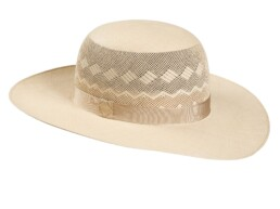 Cloche Panama Hat